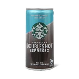 Espresso Doubleshot No Sugar Starb.200ml