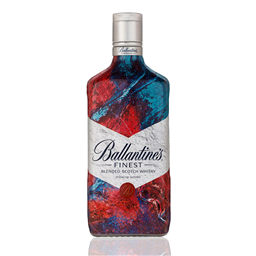 Whisky Ballantines sleeve 0.7l