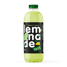 Next Lemonades - Lemon Mint 1.25L PET