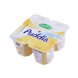 Puding Puddis/vanila Campina 125g