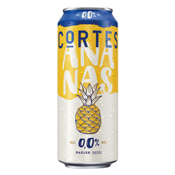 Cortes ananas 0% can 0,5l