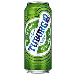 Pivo svetlo Tuborg limenka 0,5l
