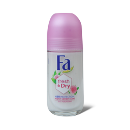Deo roll on Fr.&Dry Pink Sorb.Fa 50ml