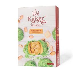 Smrz.knedle Kaiser pistac-bela cok.420g