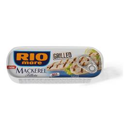 Skusa fileti gril./salamura Rio Mare120g