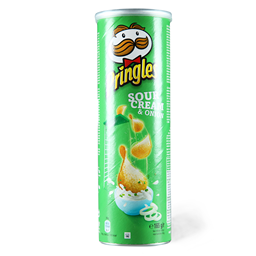 Cips Sour Cream Onion Pringles 165g