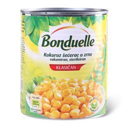 Kukuruz secerac Bonduelle 670g