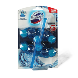 Domestos RB blue water ocean 2x53g