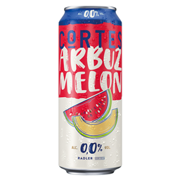 Cortes Arbuz melon 0% can 0,5l