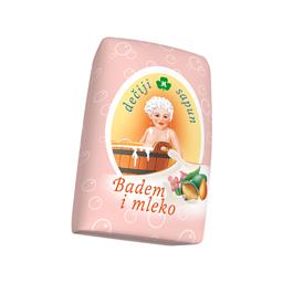 Sapun Mer badem i mleko deciji 87g Henke