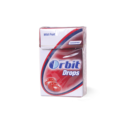 Bombone Orbit Fruit drops 33g