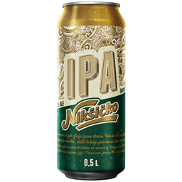 Pivo Niksicko IPA can 0,5l
