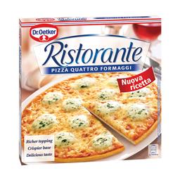 Pizza Ristorante Quattro Formaggi 340g