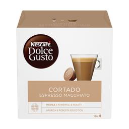 Kafa Dolce Gusto Cortado Nescafe 100.8g