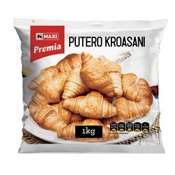 Smrznuti putero kroasani Premia 1kg