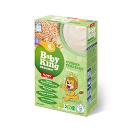 Baby King Ovsene cerealije Organic 200g