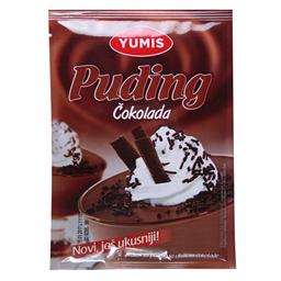 Puding cokolada Yumis 45g