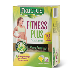 Caj filter Fitness plus 50g