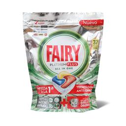 Tablete Fairy Platinum Plus 37pcs
