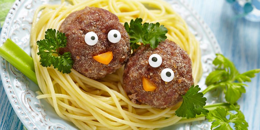 Špagete za decu
