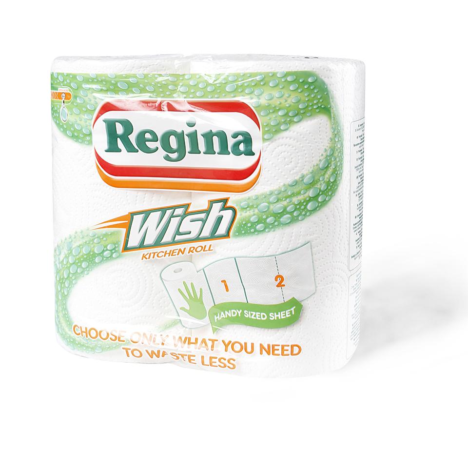 Kuhinjski ubrus Regina Wish 2sl 2/1 | Ubrusi | Papirna galanterija ...