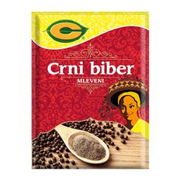 Biber C mleveni 10g