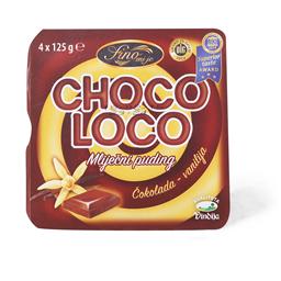 Puding choco-loco Vindija 500g (4x125g)