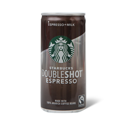 Espresso Doubleshot  Starbucks 200ml